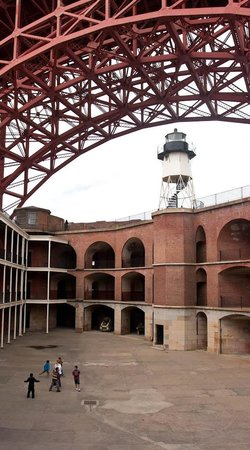 ‪Fort Point National Historic Site‬