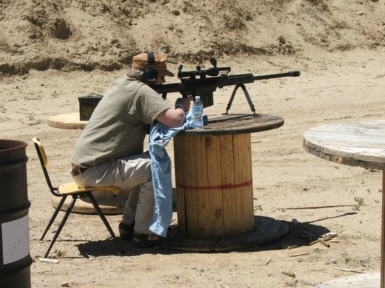 Dragonman's Shooting & Paintball Range