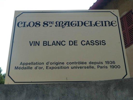 Clos Sainte Magdeleine