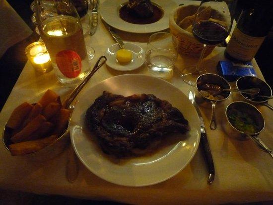 Drouant : メインのお肉
