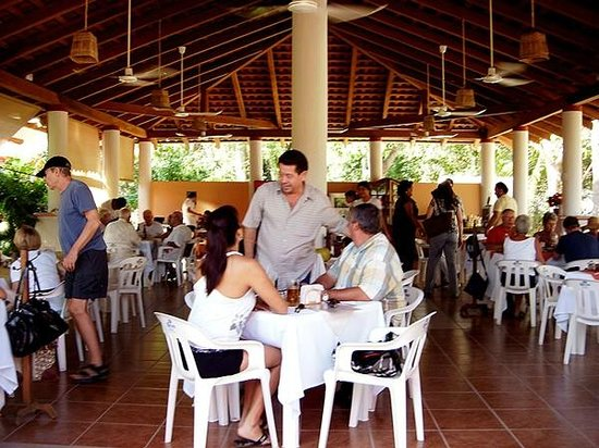 Restaurant La Bocana: Restaurante La Bocana