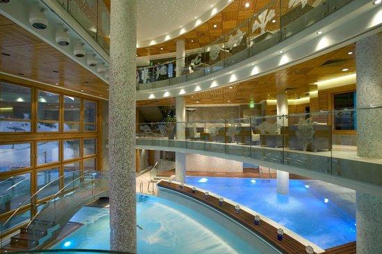 Sport Hotel Village: Spa