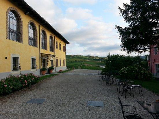 Tenuta la Romana: La tenuta