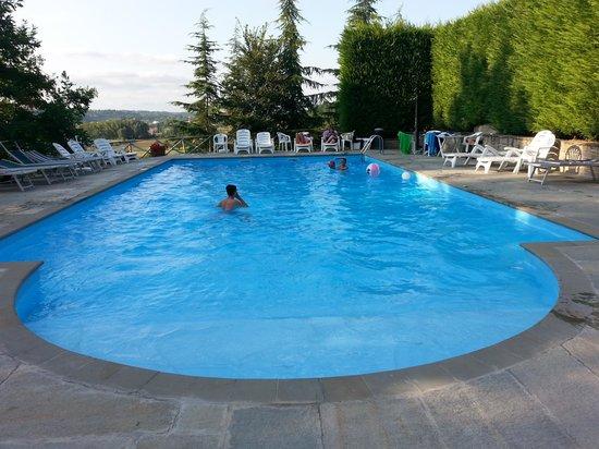 Tenuta la Romana: La piscina
