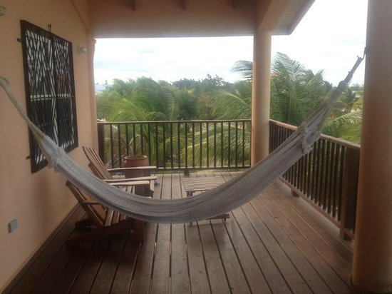 Mirasol Beach Apartment Second Floor Apartments Porch With Hammock