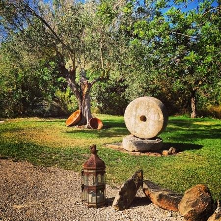 Le Marquis Ibiza: grounds of le marquis