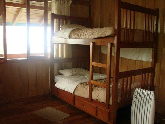 Casa Simpson Lodge: La habitación