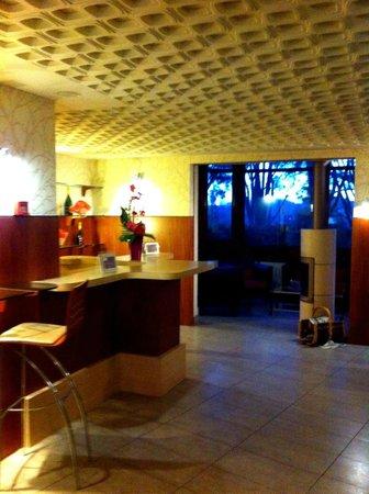 Quintessia : Bar de l'hotel