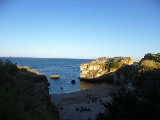 Praia do Pinhao : nel tardo pomeriggio è buia