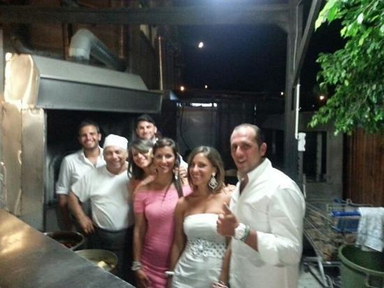 Nicolas Tavern: con lo chef Nicolas che ci spiega qualche ricetta!!!!
