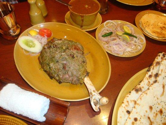 Peshawri: Delicious Lamb