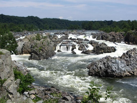 Great Falls Park: Great Falls of the Potomac