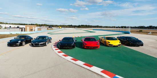 Exotic Driving Experience: Drive Your Dream
