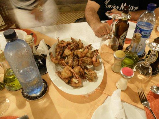 Luna House Malindi: pesce fresco