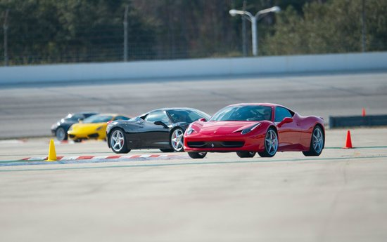 Exotic Driving Experience: Just your dreams, adrenaline & the wide open asphalt!