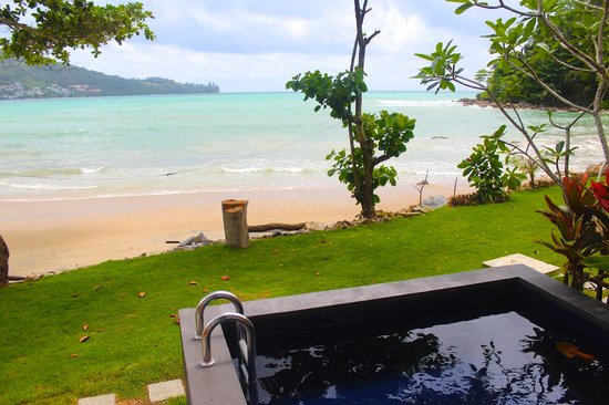 Novotel Phuket Kamala Beach: Plunge Pool
