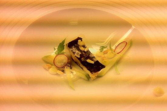 Yunico Japanese Fine Dining: Amuse Bouche