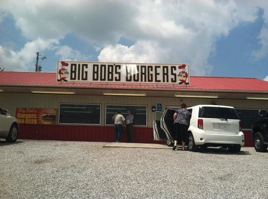 London, KY: big bobs burgers