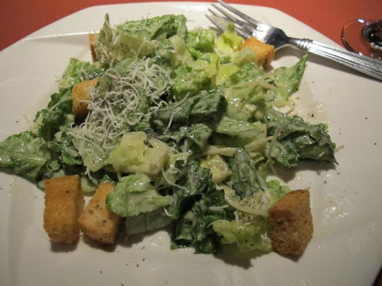 Copper Falls Steakhouse: Outstanding Ceasar Salad