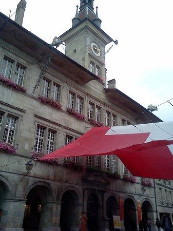 ibis Lausanne Centre: Place de la Palud