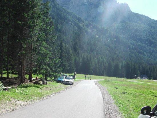 Val de San Nicolo: val san Nicolò