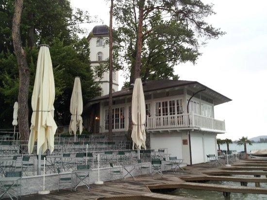 Schloss Seefels Hotel: Porto Bello restaurant