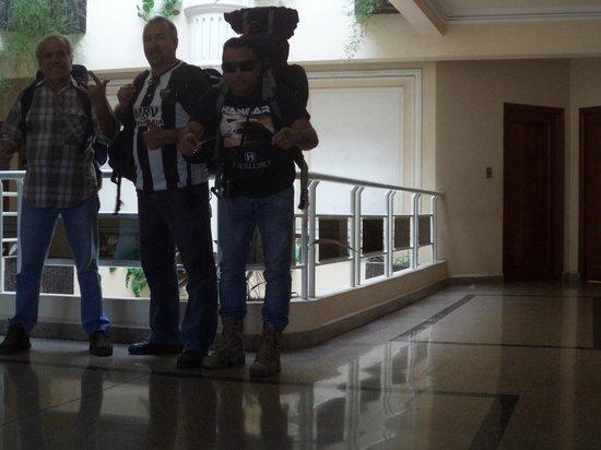 Hotel Kokusai Bolivia: HALL