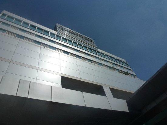 Gumi Century Hotel: Fachada