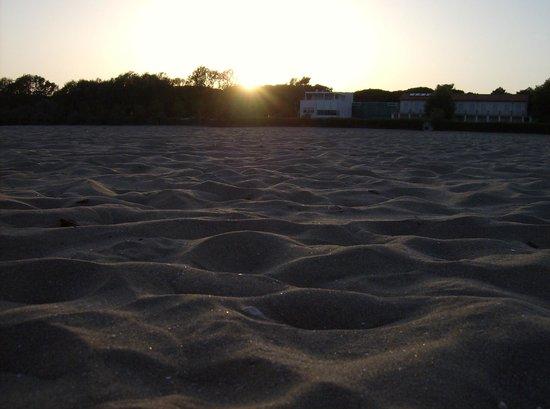 Camping Laguna Village: Spiaggia di Levante, Caorle