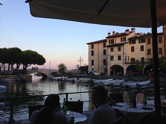 Ristorante Con Pizzeria Colomba : colomba sunset