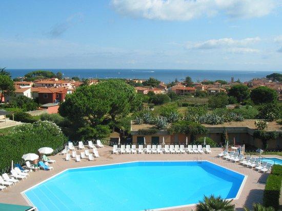 Hotel Residence Isola Verde : Vista Camera