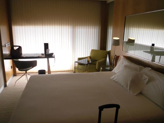 Alfonso Hotel: camera standard