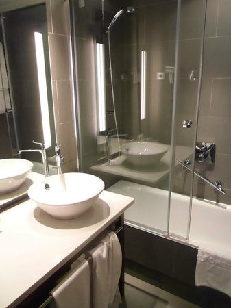 Alfonso Hotel: bagno