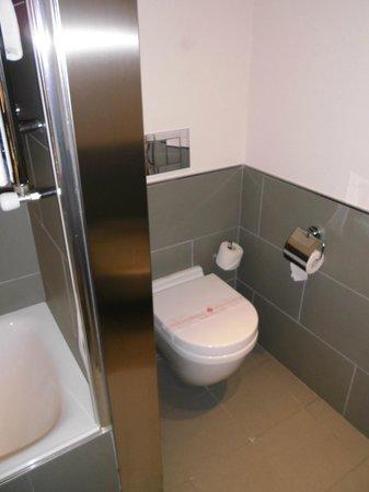 Alfonso Hotel: zona water e bidet