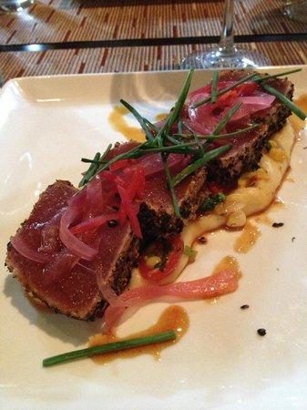 Aria Tuscan Grille : Le thon