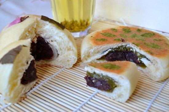 Aki Boulanger : Brioches fourrées au haricot azuki