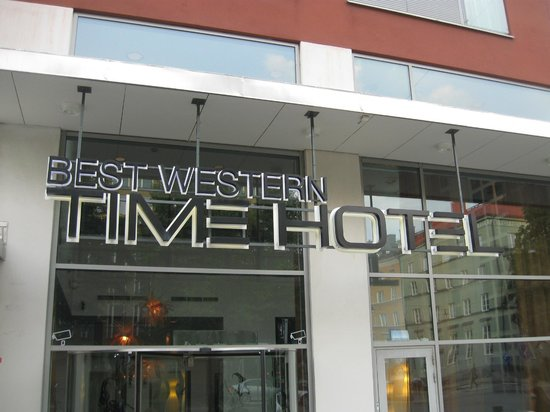 BEST WESTERN PLUS Time Hotel: Great Time