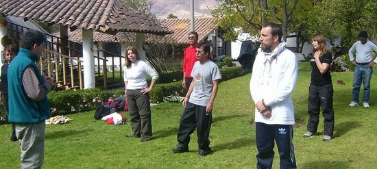 Reuniones - Hostal Samana Wasi Cusco