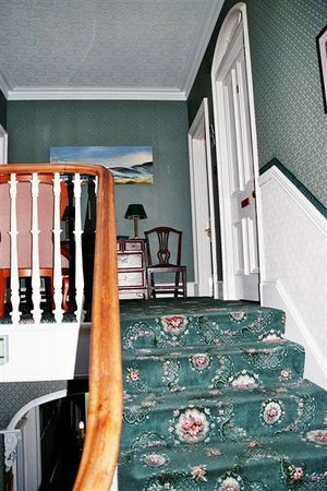 Moyness House: L'escalier
