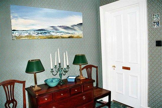 Moyness House: Le coin des chambres