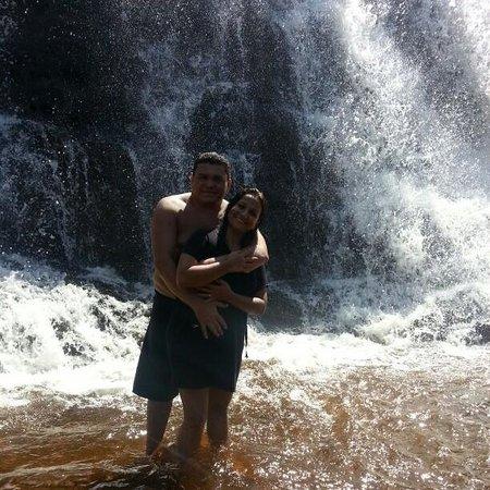 Hotel Iracema Falls: Curtindo as cachoeiras!
