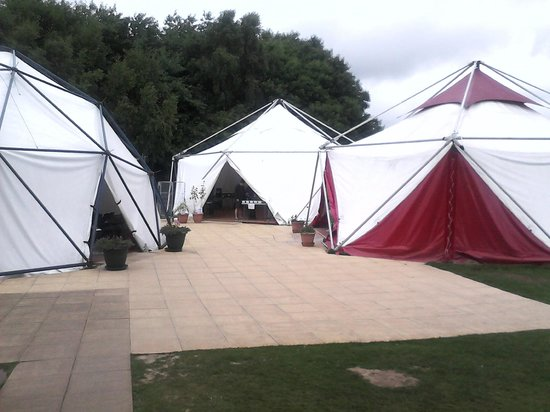 The Observatory Science Centre: Environmental and lecture Area