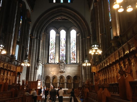 University of Glasgow: Chapel