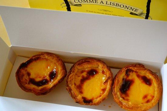 Comme A Lisbonne : Boîte de six