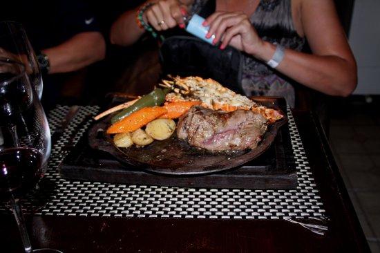 L'Argentina Grill: Grillmix