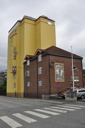 Molla Hotel: Hotel in der alten Mühle