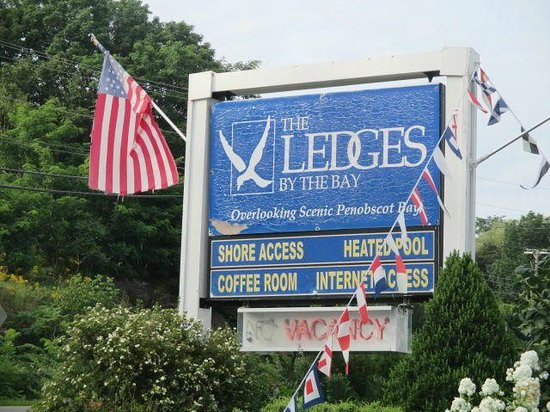 Ledges By the Bay: Ledges on Route 1