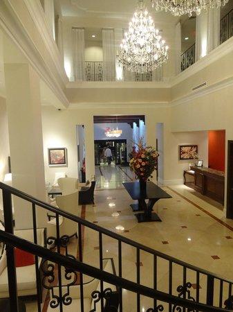 Inn on Fifth: La réception