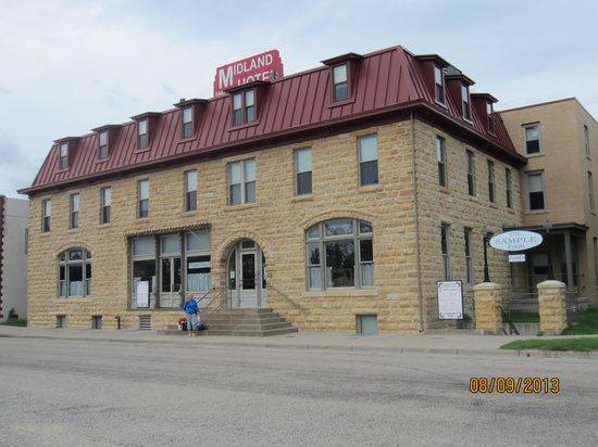 Midland Railroad Hotel : Hotel