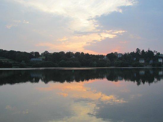 Camping Au Bocage du Lac: Le lac